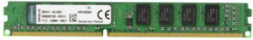 MEMORIA PC DDR3 1333 4GB KINGSTON PC10600 KVR13N9S8/4G