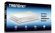 SWITCH TRENDNET TEG-S24D 24 PUERTOS 10/100/1000 DESKTOP