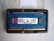 MEMORIA NOTEBOOK DDR3 1333 8GB KINGSTON PC10600