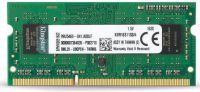MEMORIA NOTEBOOK SODIMM DDR3 1600 4GB KINGSTON PC12800 1.5