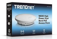 ACCES POINT TRENDNET TEW-753DAP N600 DUAL BAND POE ACCES POINT