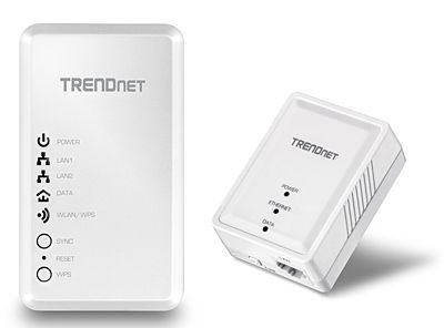 POWERLINE  TRENDNET TPL-410APK 500 KIT   WIFI