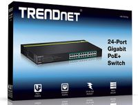 SWITCH TRENDNET TPE-TG240G 24-PORT GIGABIT POE+