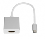 ADAPTADOR DE VIDEO USB-C A HDMI