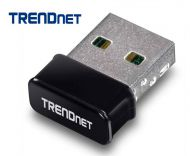 ADAPTADOR USB A WIRELESS N150 BLUETOOTH TRENDNET TBW-108UB