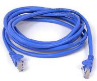 CABLE PATCH CORD  NITROTEL STP CAT 6A  550MHZ 25FT  7.5M