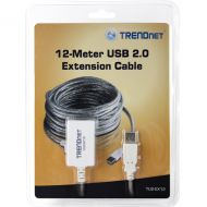 CABLE USB EXTENSION TRENDNET TU2-EX12 39.5FT 12 MTS