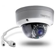 CAMARA TRENDNET TV-IP321PI OUTDOOR 1.3MP HD POE DOME IR NETWORK