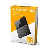 DISCO DURO EXTERNO 4TB 2.5 USB3 WESTERN DIGITAL MY PASSPORT WDBYFT0040BBK