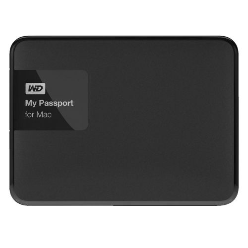 DISCO DURO EXTERNO 2TB 2 5 USB3 WESTER DIGITAL MY PASSPORT PARA MAC WDBCGL0020BSL
