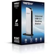 DOCKING STATION UNIVERSAL TRENDNET TU3-DS2 PC Y MAC USB3 HDMI DVI ETHERNET AUDIO