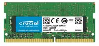 MEMORIA NOTEBOOK SODIMM DDR4  2400 4GB CRUCIAL 1.2V 1740