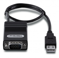 MODULO TRENDNET TK-CAT5U CABLE KVM  INTERFAZ DE SERVIDOR USB CAT5