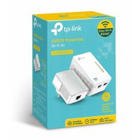 POWERLINE TP-LINK TL-WPA4220KIT 300MBPS WI-FI AV600
