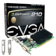 TARJETA DE VIDEO 1GB PCI EXPRESS DDR3 GEFORCE GT 210