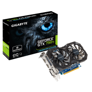 TARJETA DE VIDEO 4GB  PCI EXPRESS GIGABYTE GEFORCE GTX 750TI